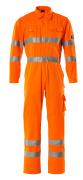 00419-860-14 Umpihaalari polvitaskuilla - hi-vis oranssi
