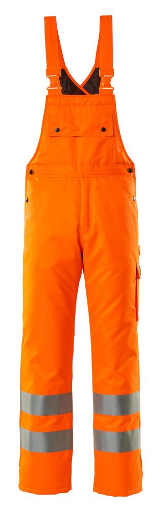 00592-880-14 Talviavosuoja - hi-vis oranssi