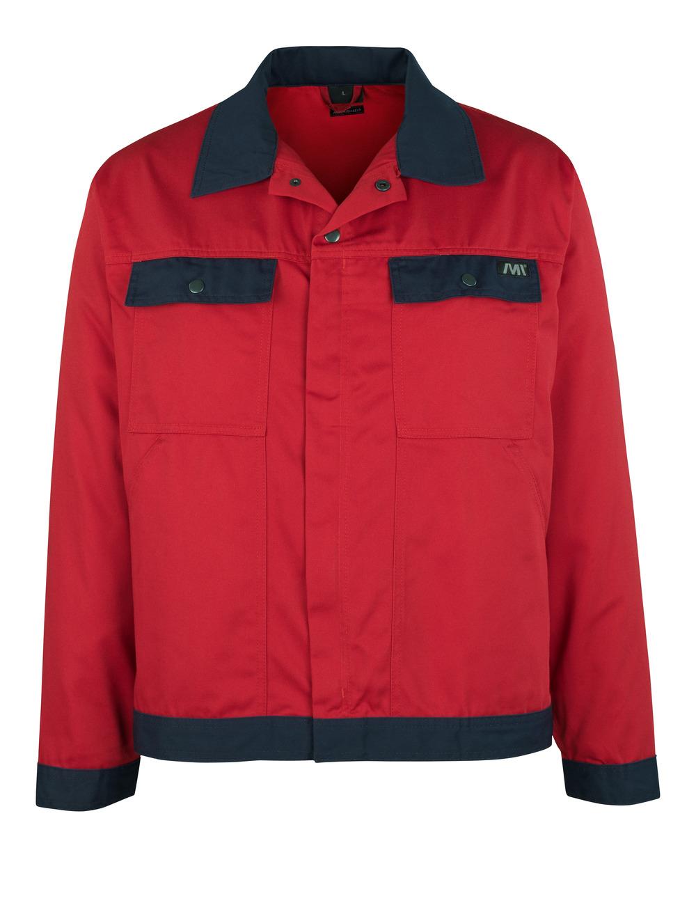 04509-800-21 Takki - punainen/tummansininen