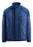 06142-147-01 Fleece Takki - tummansininen