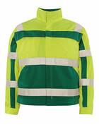 07109-470-1703 Takki - hi-vis keltainen/vihreä