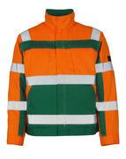 07109-860-1403 Takki - hi-vis oranssi/vihreä