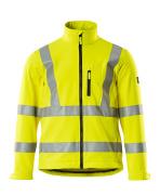 08005-159-17 Softshell-takki - hi-vis keltainen