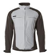 12002-149-0618 Softshell-takki - valkoinen/tumma antrasiitti