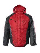 12035-211-0209 Talvitakki - punainen/musta