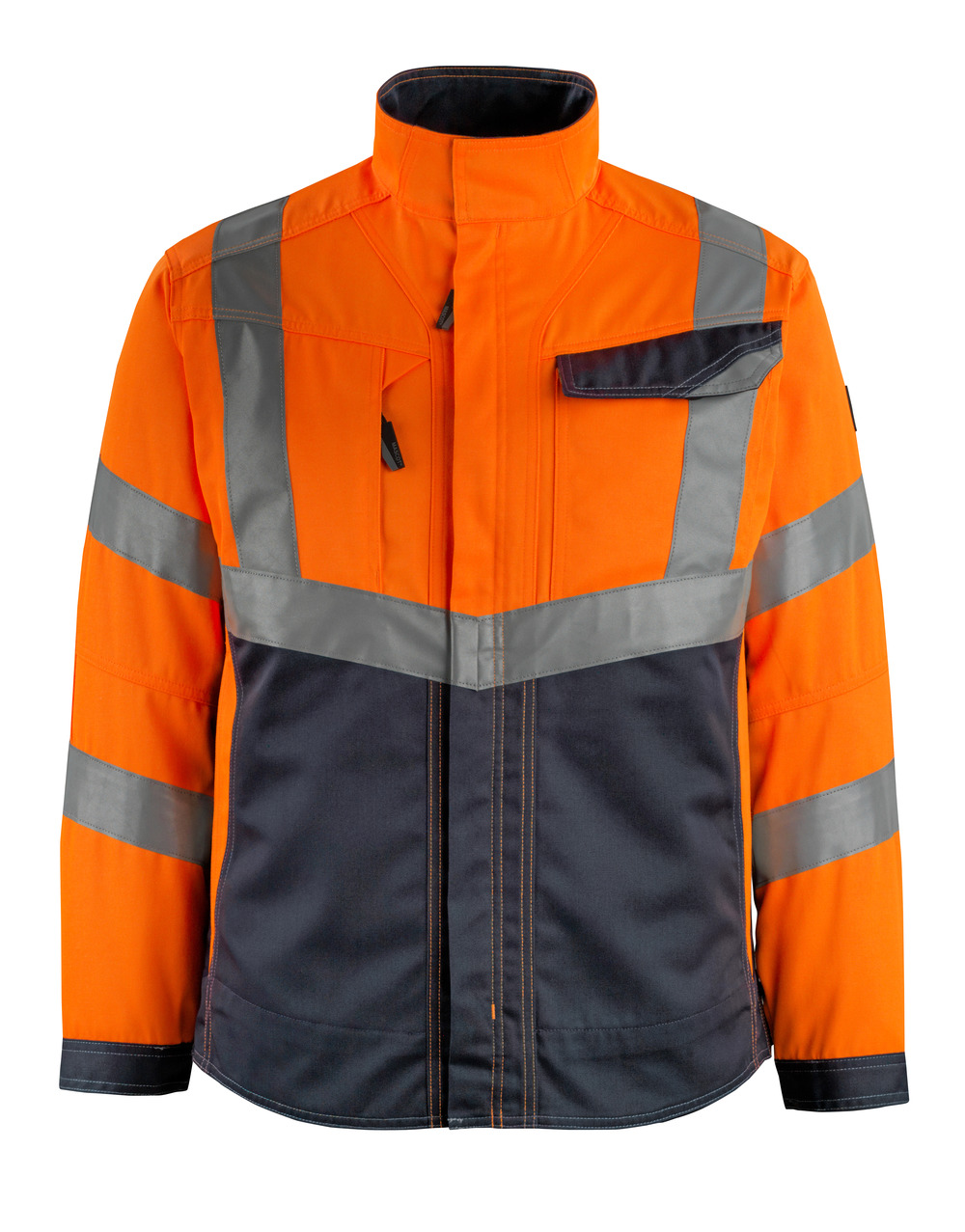 15509-860-14010 Takki - hi-vis oranssi/tumma laivastonsininen
