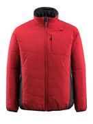 15615-249-0209 Lämpötakki - punainen/musta