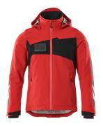 18035-249-20209 Talvitakki - punainen/musta
