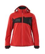 18045-249-20209 Talvitakki - punainen/musta