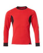 18384-962-20209 Swetari - punainen/musta