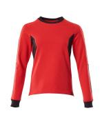 18394-962-20209 Swetari - punainen/musta