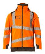 19035-449-1418 Talvitakki - hi-vis oranssi/tumma antrasiitti