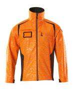 19202-291-1418 Softshell-takki - hi-vis oranssi/tumma antrasiitti