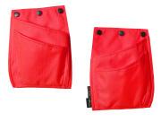 19450-126-222 Riipputaskut - hi-vis punainen