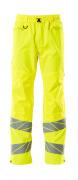 19590-449-17 Päällyshousut - hi-vis keltainen