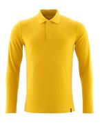 20483-961-70 Pikeepaita, pitkähihainen - Curryn keltainen