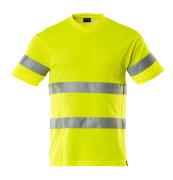 20882-995-17 T-Paita - hi-vis keltainen