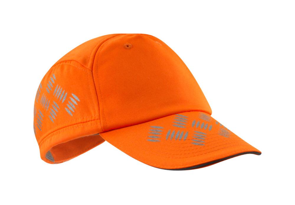 50143-860-14 Lippalakki - hi-vis oranssi