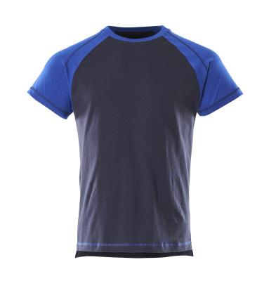 50301-250-111 T-Paita - tummansininen/koboltinsininen