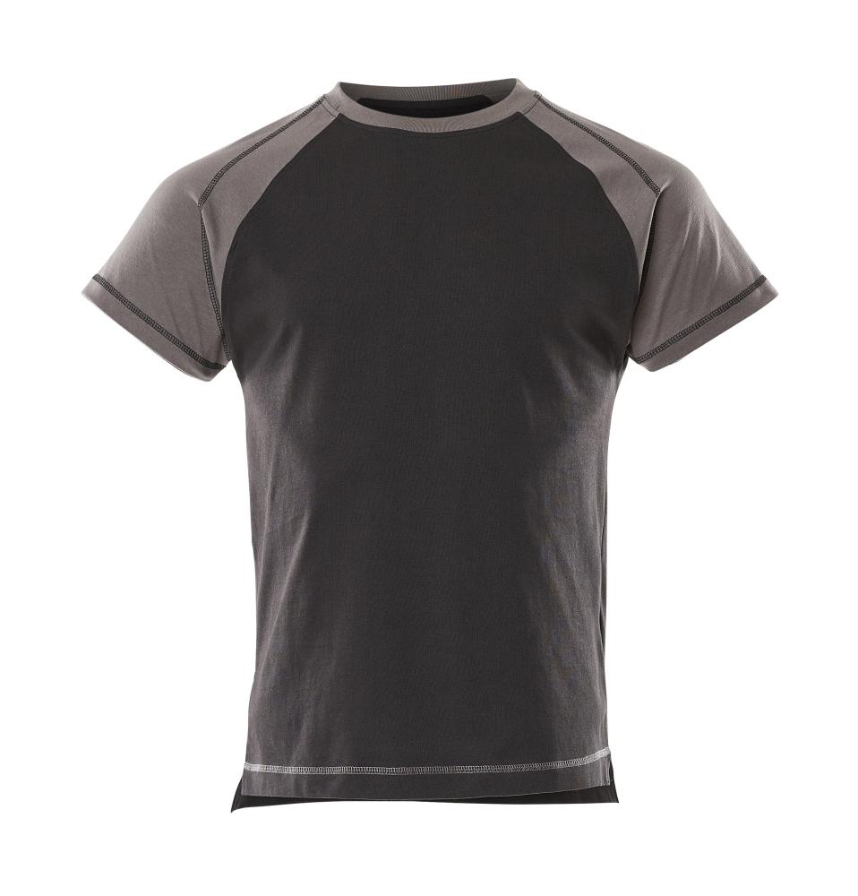 50301-250-9888 T-Paita - musta/antrasiitti