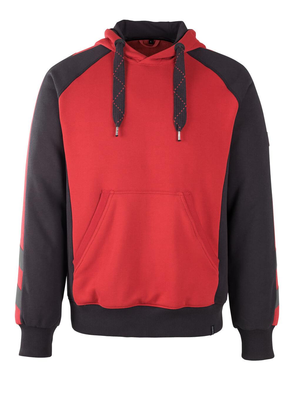 50508-811-0209 Huppari - punainen/musta