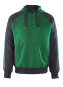 50508-811-0309 Huppari - vihreä/musta