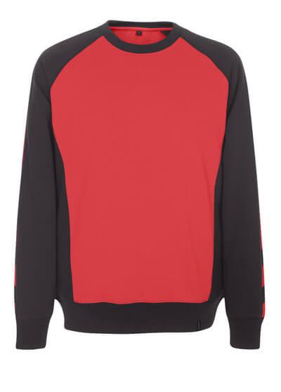 50570-962-0209 Swetari - punainen/musta
