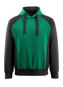 50572-963-0309 Huppari - vihreä/musta