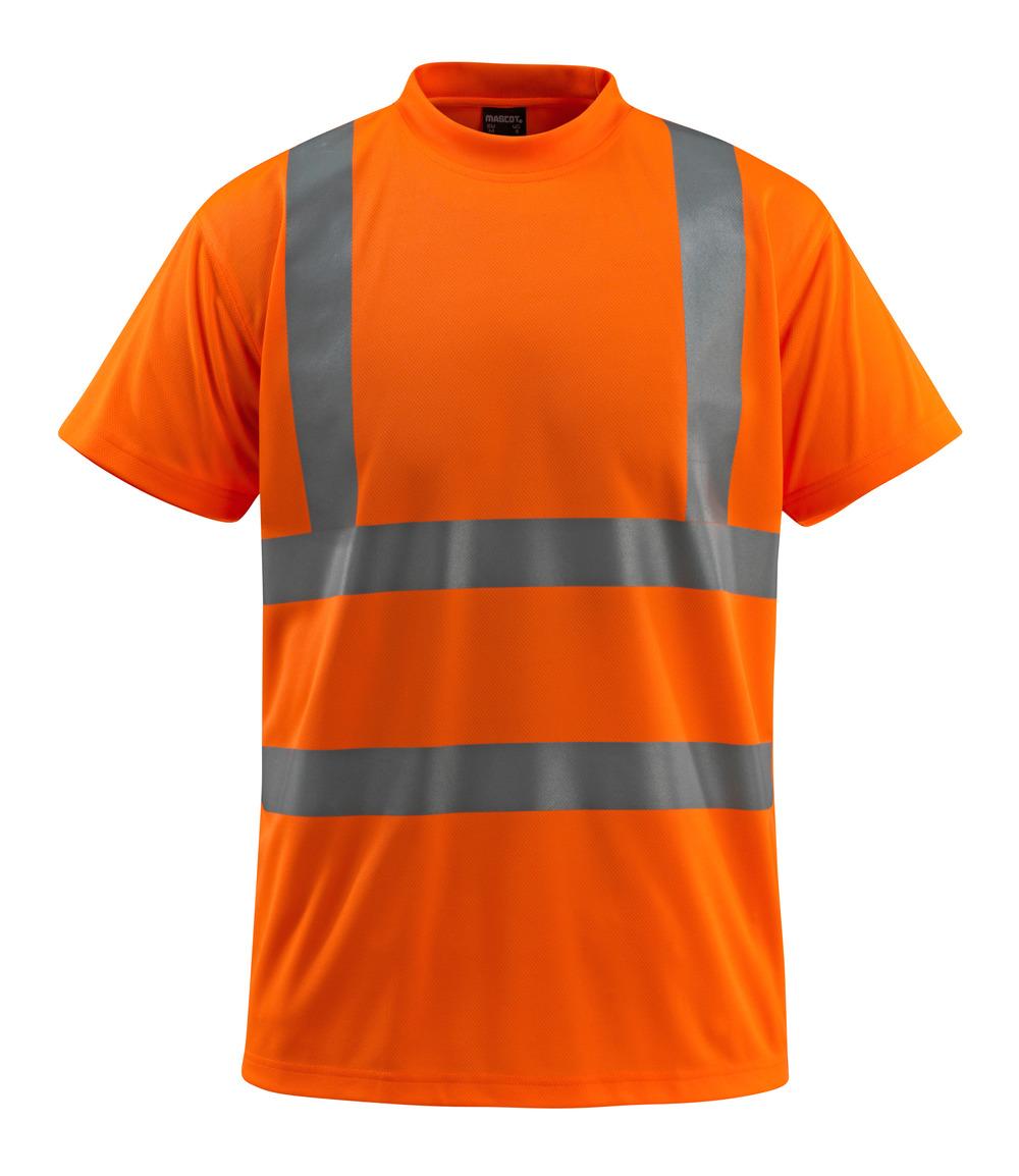 50592-972-14 T-Paita - hi-vis oranssi