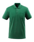 51586-968-03 Pikeepaita rintataskulla - vihreä
