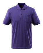 51586-968-95 Pikeepaita rintataskulla - violetti