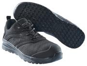 F0250-909-0909 Turvajalkineet - musta/musta