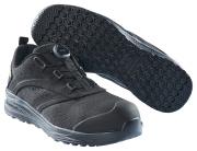 F0251-909-0909 Turvajalkineet - musta/musta
