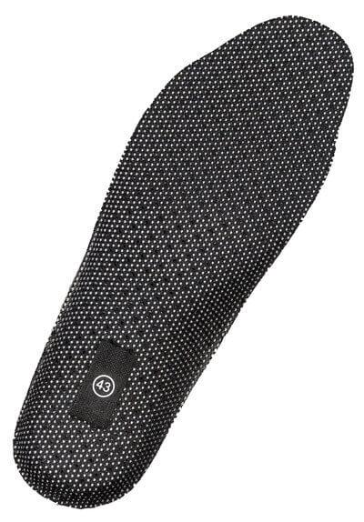 FT086-980-09 Pohjallinen - musta